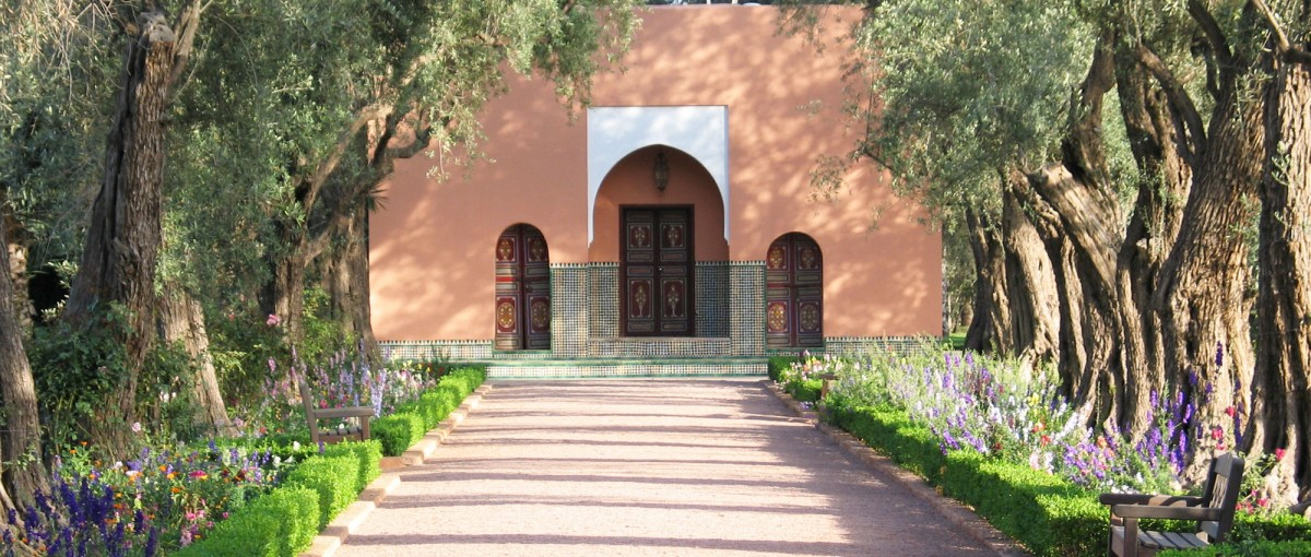 Mamounia Gardens -Sights in Marrakech