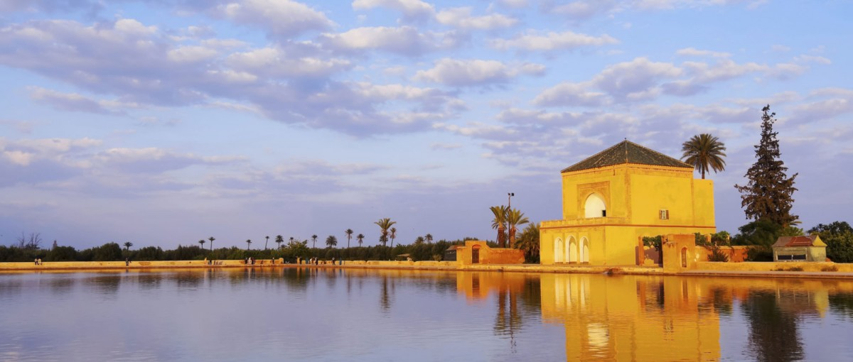 Menara Gardens - Sights in Marrakech