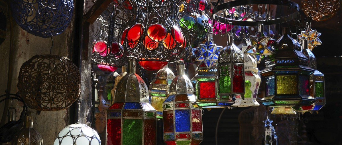 Ambiance & Styles- Shops in Marrakech