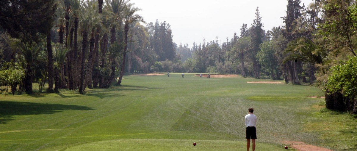 Golf d'Amelkis - things to do in Marrakech