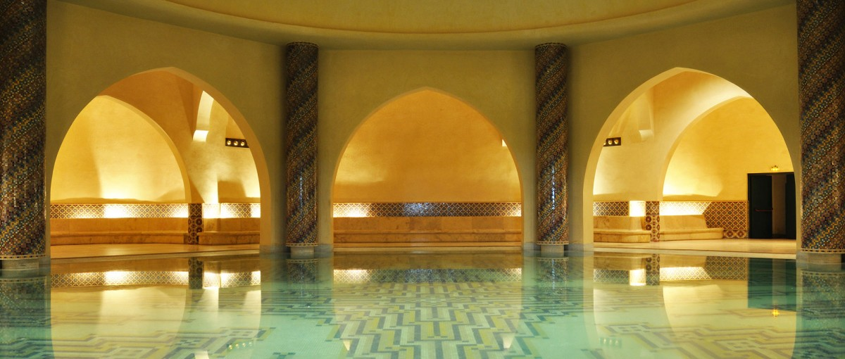Hammam Nikhil - things to do in Marrakech