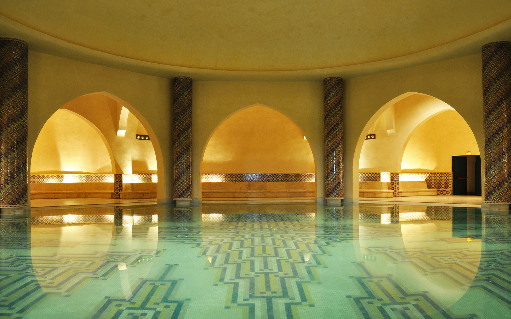 Miami On The Cheap >> Hammam Nikhil - One of the Best Baths in Ain Itti, Marrakech