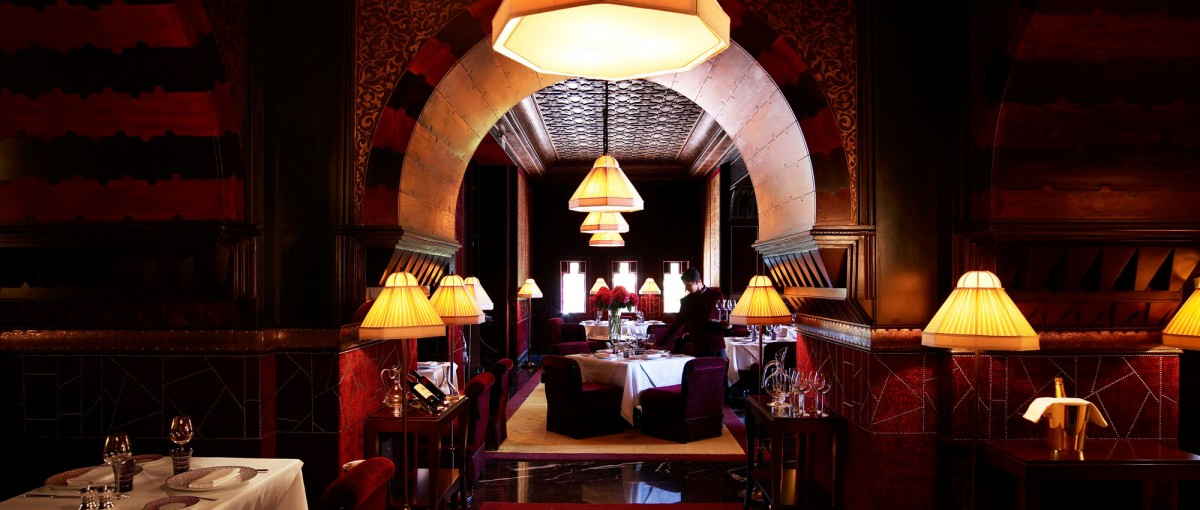 Mamounia Morrocain - Restaurants in Marrakech