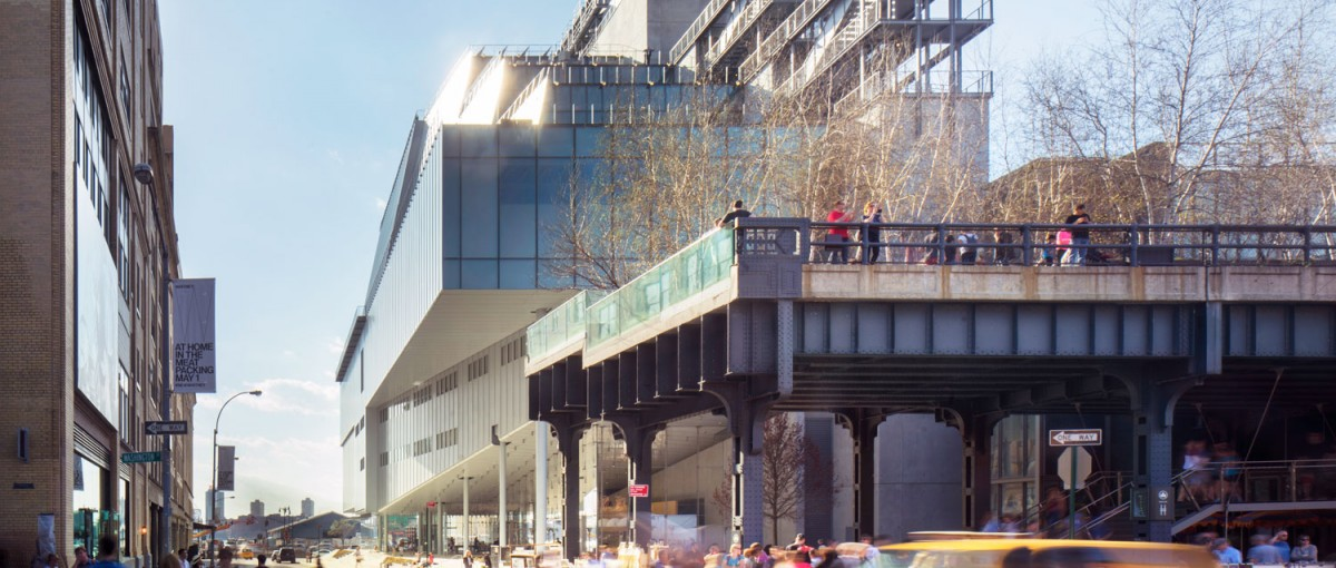 Whitney Museum of American Art - Art Galleries in New York
