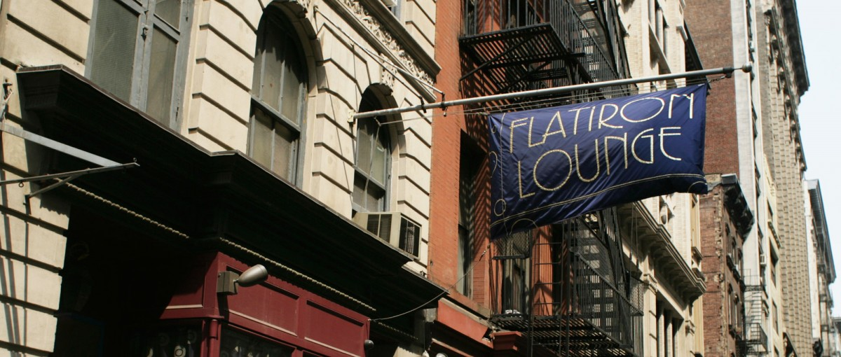 Flatiron Lounge - bars in New York