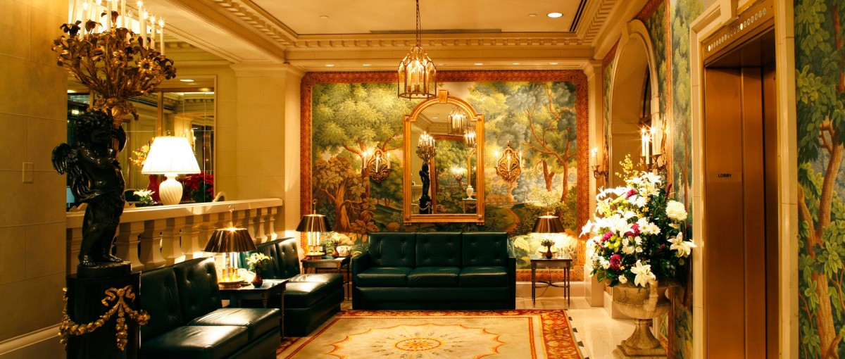 Plaza Athenee - hotels in New York