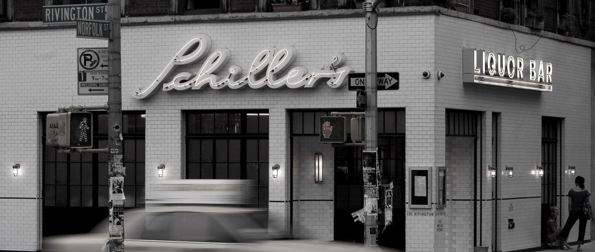 Schillers - restaurants in New york