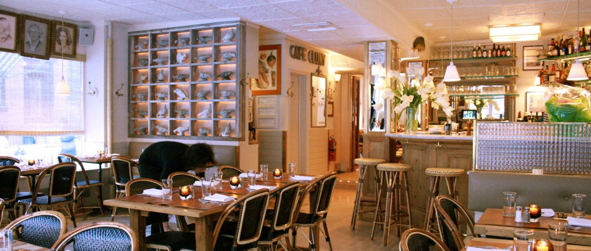 Cafe Cluny - restaurants in Paris
