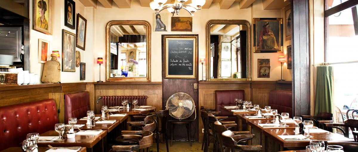 Le Petit Marche - Restaurants in Paris