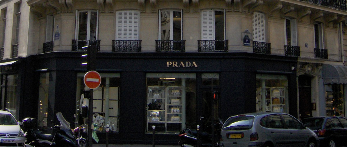 Prada - Shops in Paris