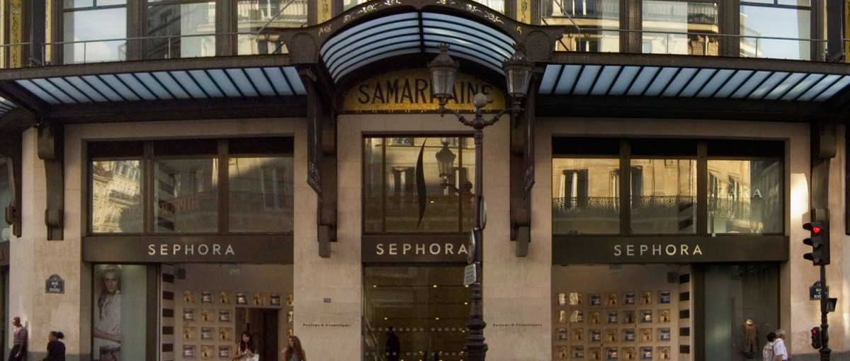 Sephora - Shops in Paris