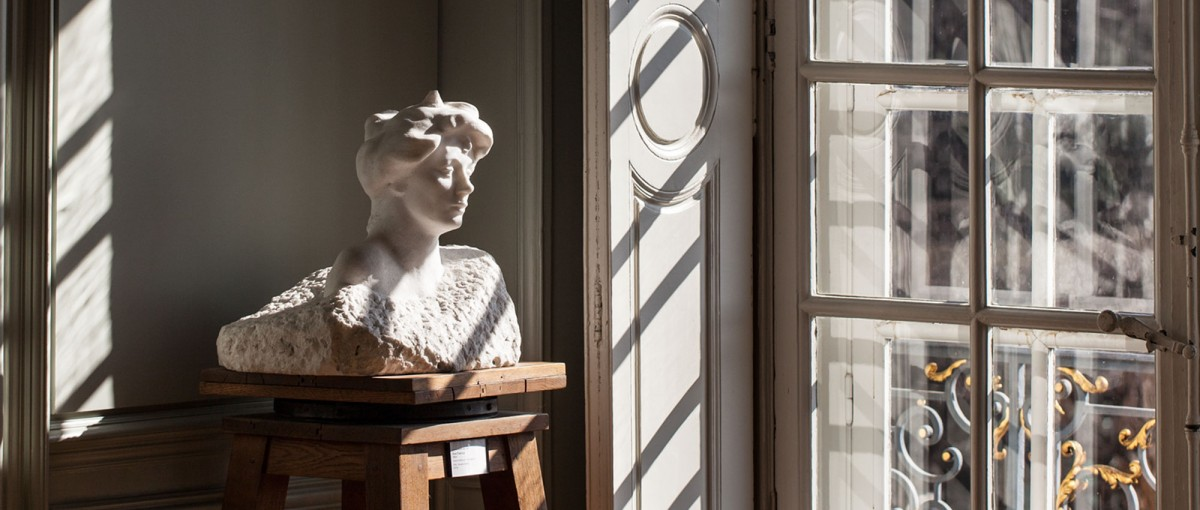 Musee Rodin - Sights in Paris