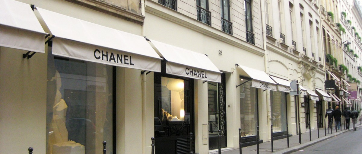 Chanel - Shops in Paris