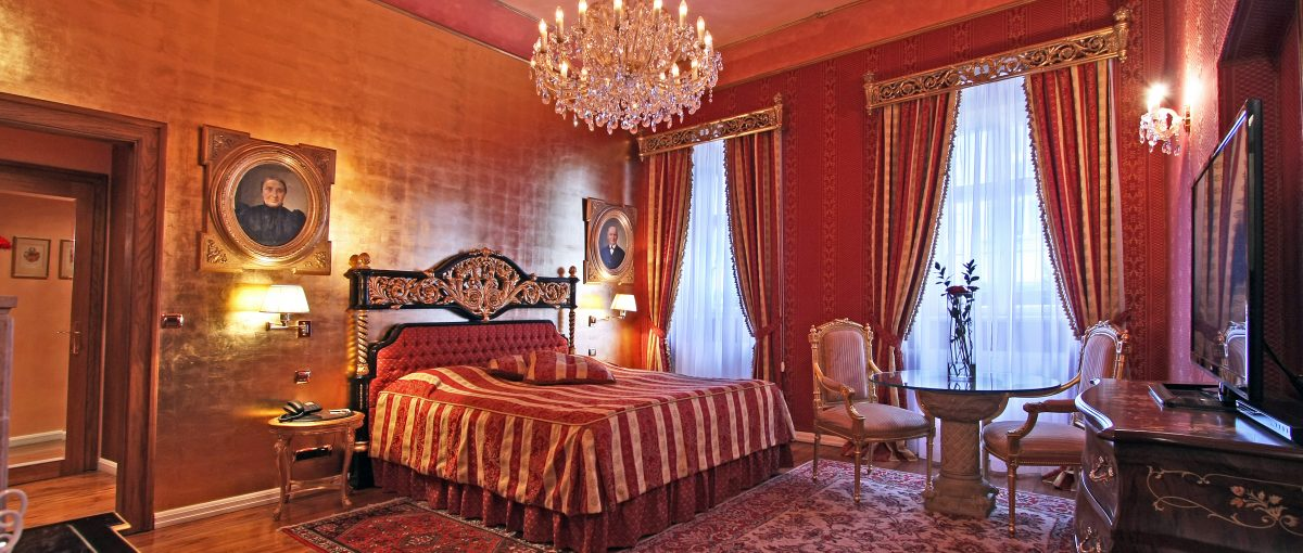 Alchymist Nosticova Prague - A Romantic Boutique Hotel in Prague