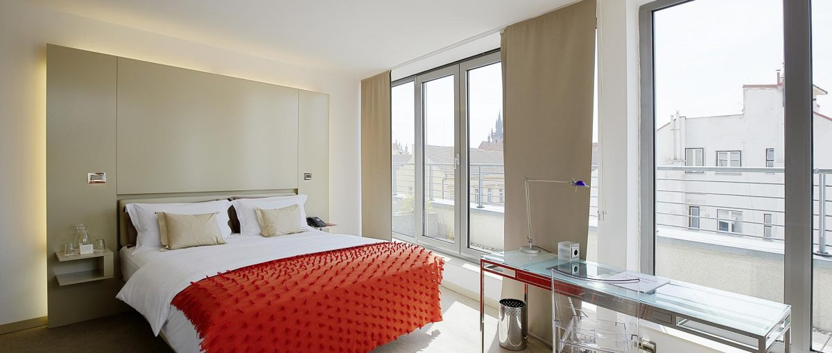 Hotel Josef - Design Hotels in Prague