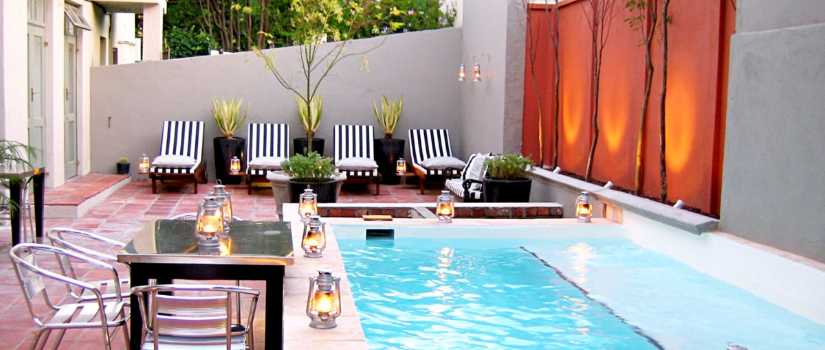 An African Villa - A Boutique Hotel in Cape Town
