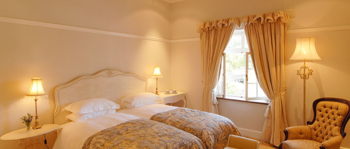 Beauclair - Guesthouse in Stellenbosch Cape Town