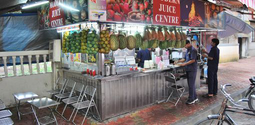 Modern Juice Centre - One of the Best Juice Bar in Colaba, Mumbai