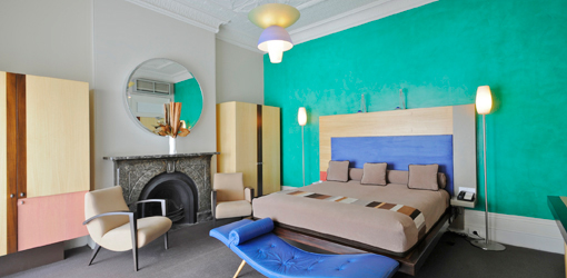 Medusa one of the best boutique hotels in darlinghurst for Best boutique hotels sydney