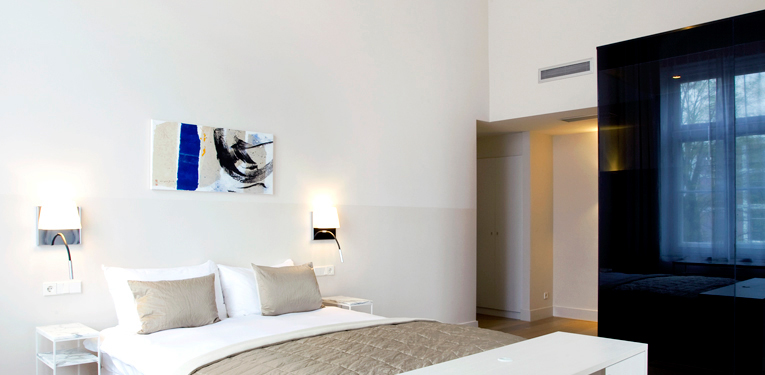 Hotel arena one of the best design hotels in oost amsterdam for Design hotels arena