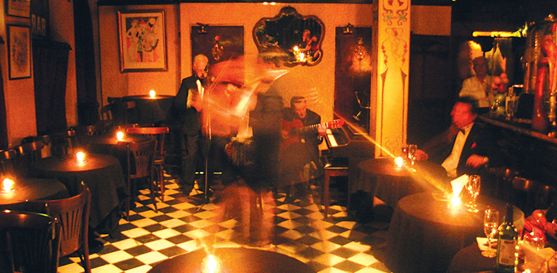 Tango - One of the Best Live Music Clubs in Various