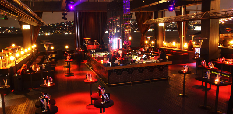 Sortie - One of the Best Clubs in Istanbul City, Istanbul