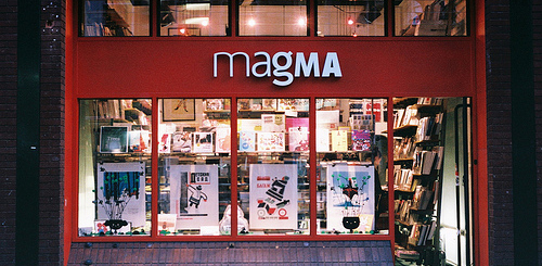 Magma One of the Best Books Shops in Covent Garden, London