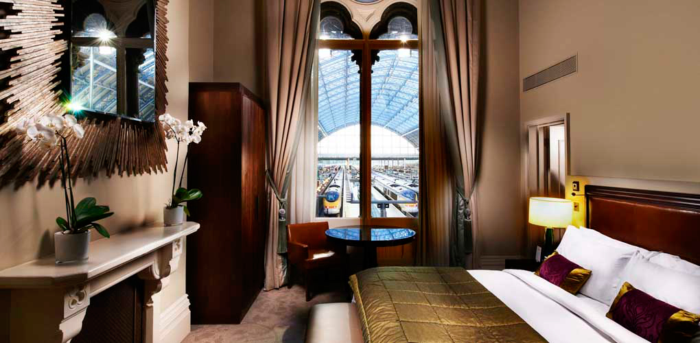 St Pancras Renaissance One Of The Best Luxury Chain Hotels In Kings Cross London