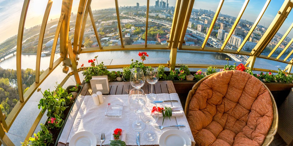 Sky Lounge One Of The Best International Restaurants In