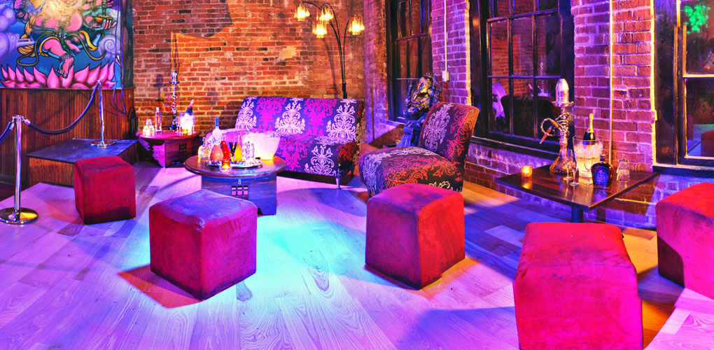 The hookah one of the best lounges in french quarter new orleans - Shisha bar dekoration ...