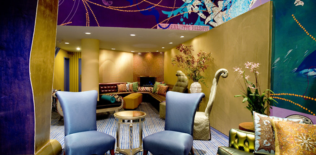 Hotel triton one of the best design hotels in downtown for Design hotel san francisco