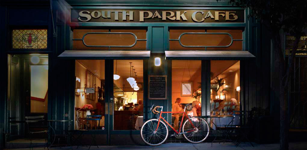French Cafe South Park San Francisco