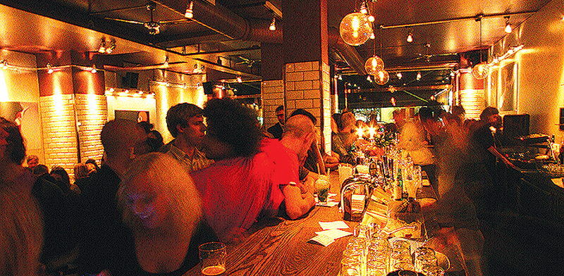 Marie Laveau - One of the Best Bars in Sodermalm, Stockholm