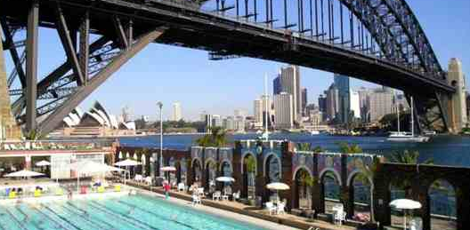North sydney pool one of the best swimming pools in for Pool show 2015 sydney