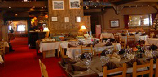 Restaurant d 39 altitude le panoramic one of the best restaurants in tignes - Restaurant d altitude chamrousse ...