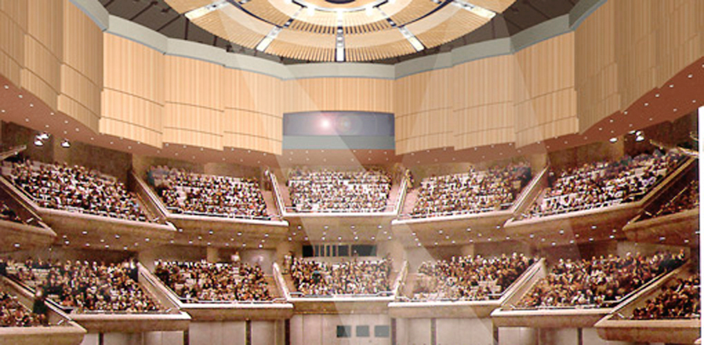 Roy Thomson Hall One Of The Best Concert Halls In