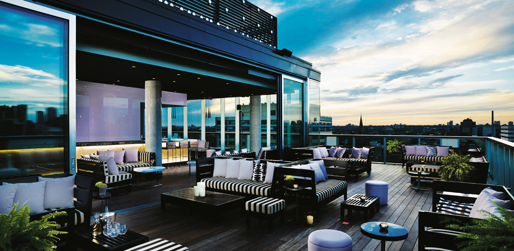 Thompson Rooftop Bar One Of The Best Rooftop Bars In