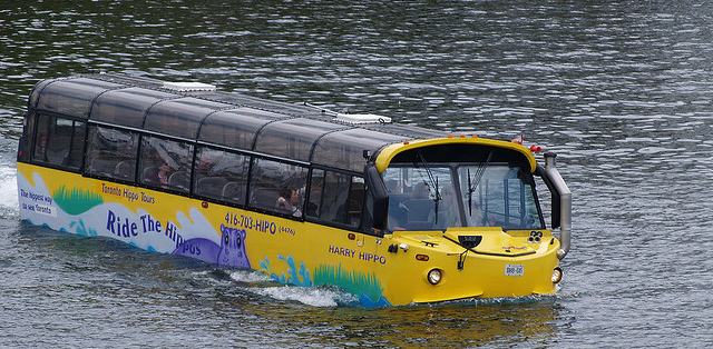 Hippo Tours Toronto Price