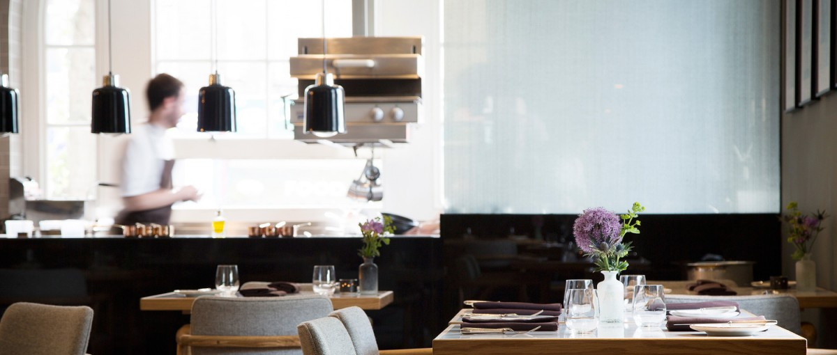 Typing Room - A Modern British Restaurant in London