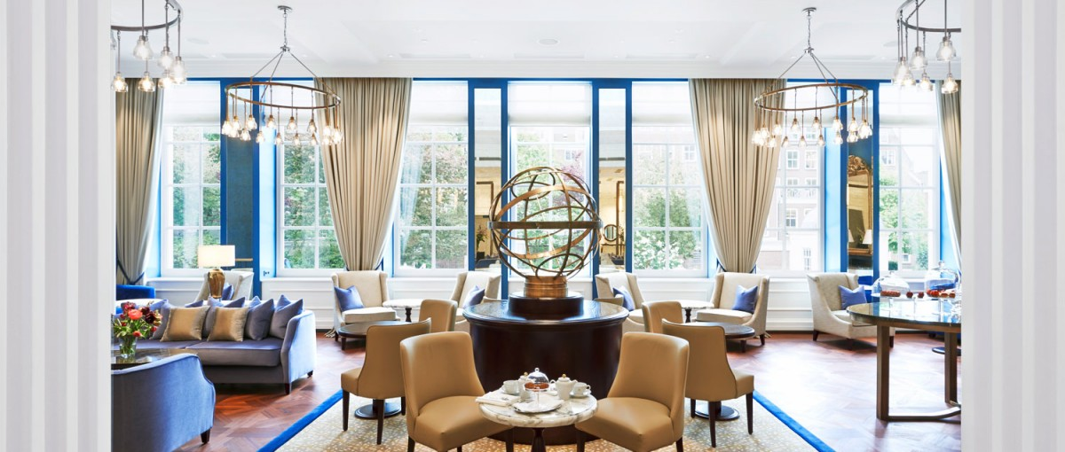 Waldorf Astoria Amsterdam - Luxury Hotels in Amsterdam