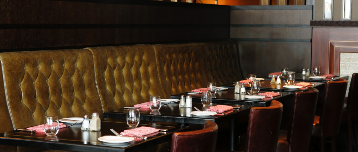 The Strand Dining Rooms - A Modern British Restaurant in London
