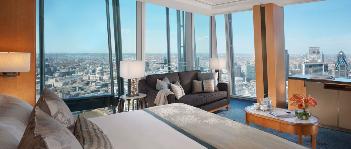 Shangri-La at The Shard - A Luxury Hotel in London