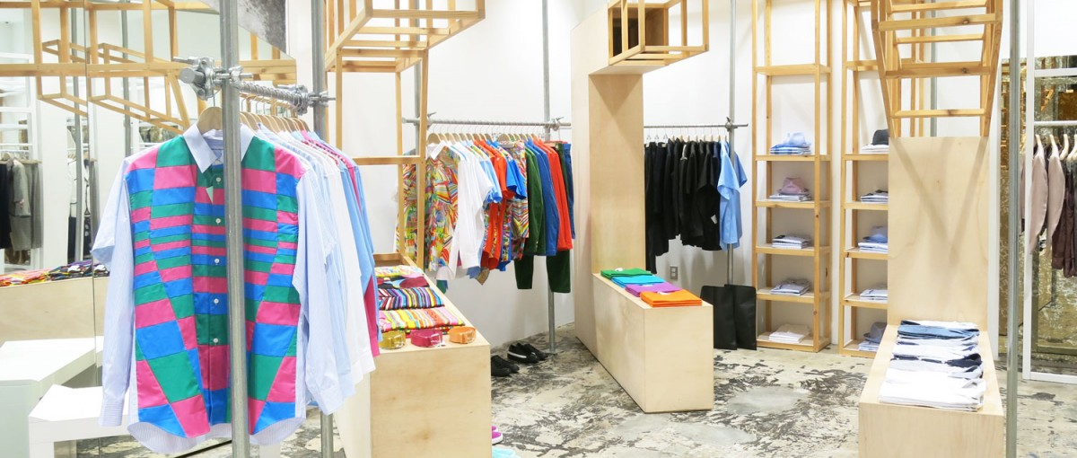Dover Street Market - Concept and Fashion Stores in New York