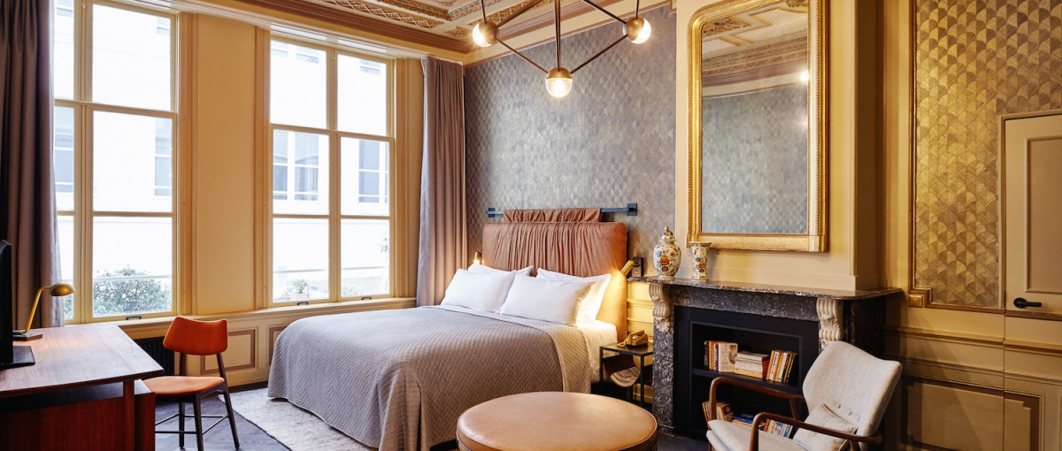 The Hoxton, Amsterdam - A Boutique Hotel in Amsterdam
