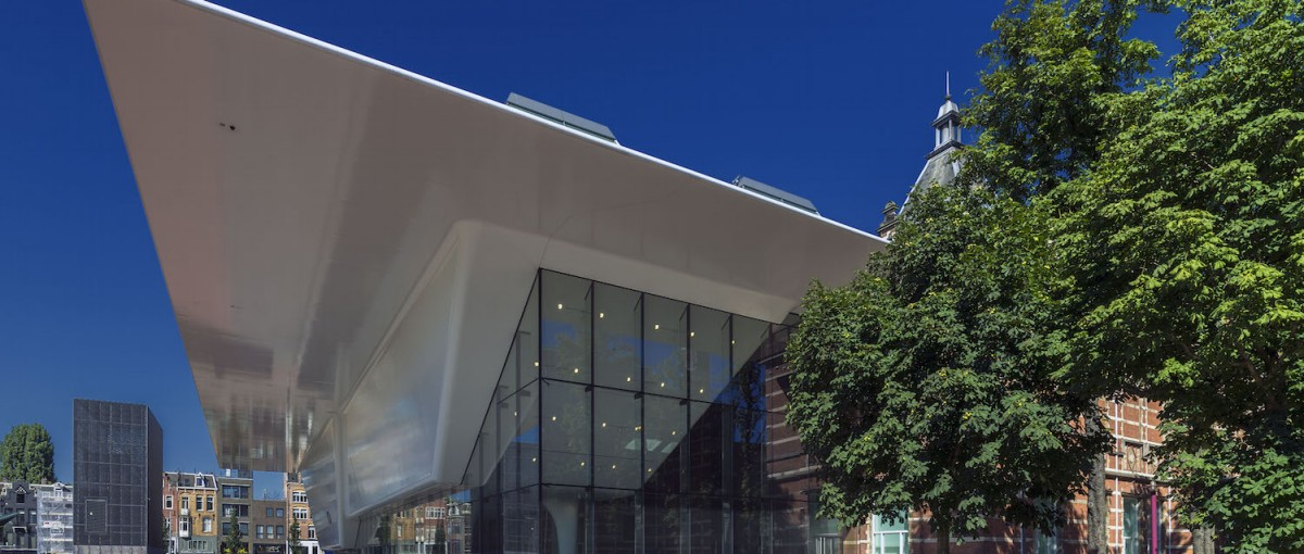 Stedelijk Museum - A Contemporary Art and Design Museum in Amsterdam