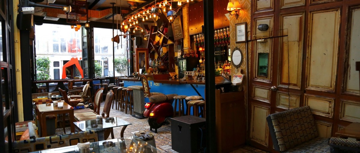 February 30 - A Gastro-Pub in Beirut