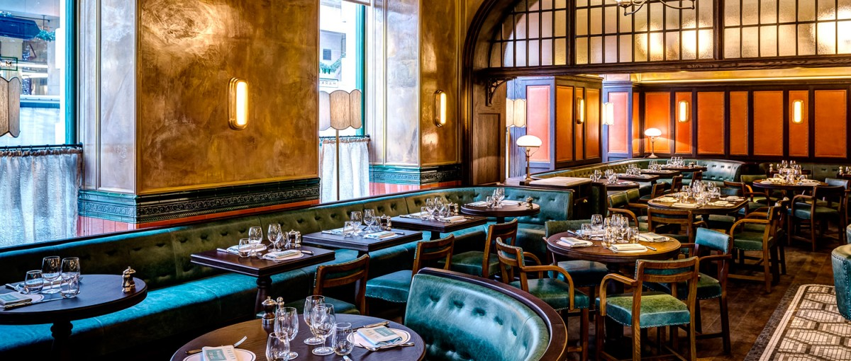 The Ivy Market Grill – A British Restaurant in London