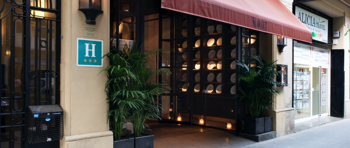 Hotel Market Barcelona - A Boutique Hotel in Barcelona