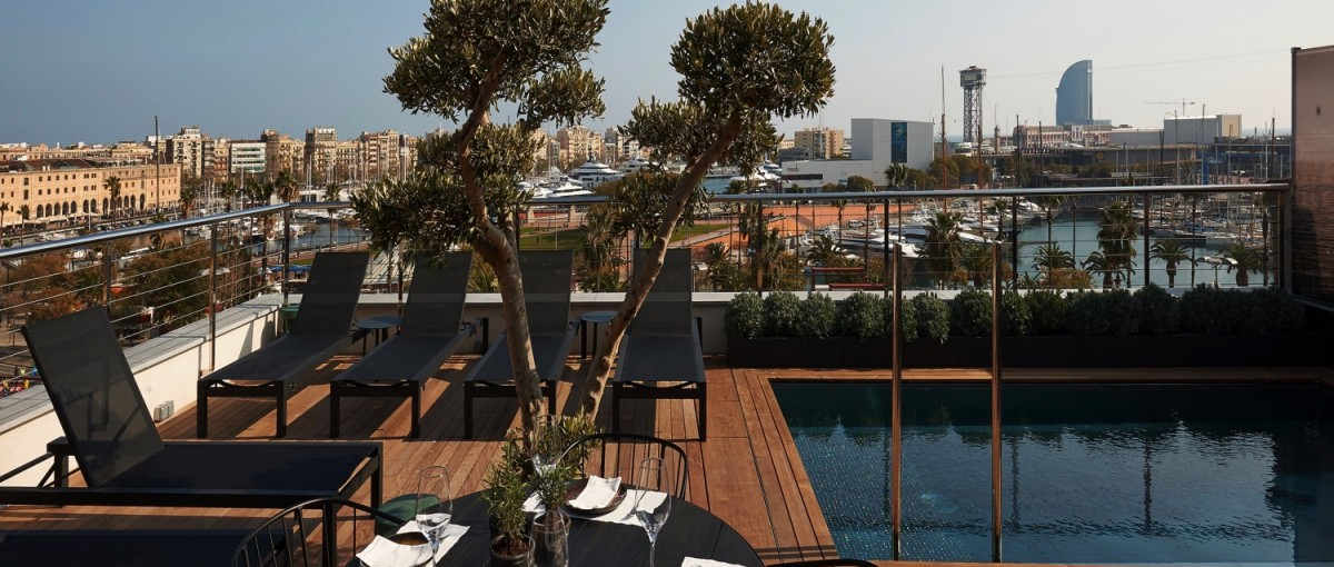 The Serras - A Design Hotel in Barcelona