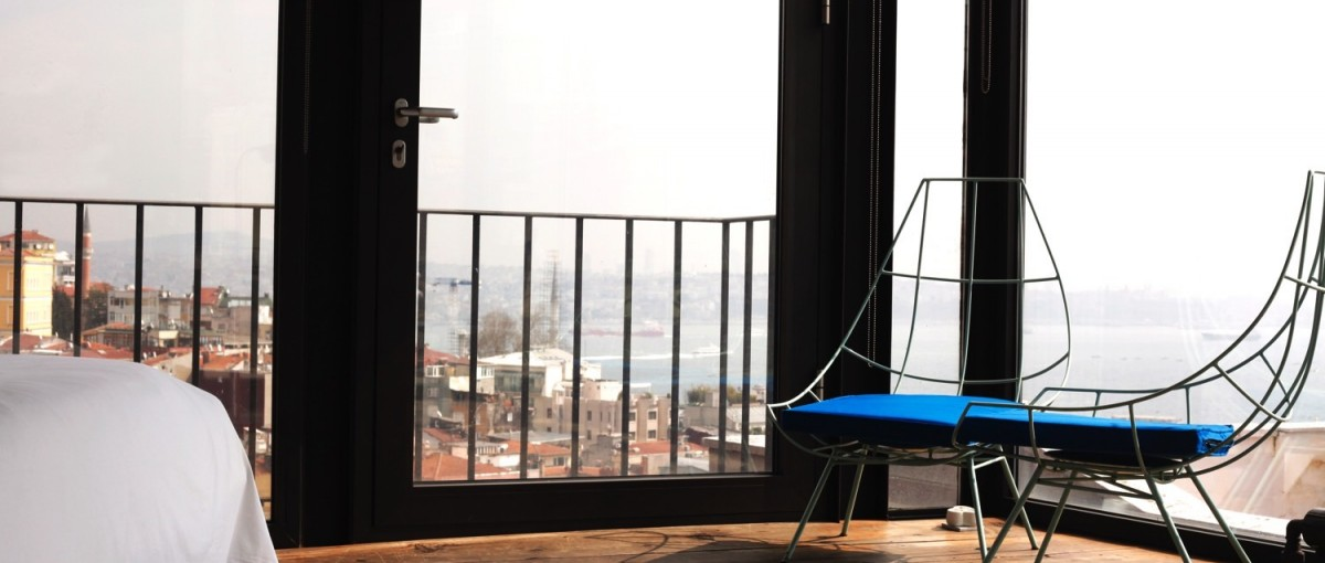 4 Floors - A Boutique Hotel in Istanbul